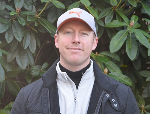 Coach Bryan Stevens
