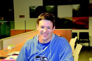 "Jon Wright: ""I like how accessible the teachers are."""