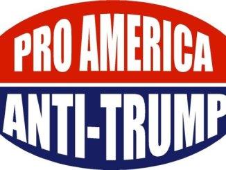 pro amrica... anti-trump