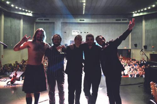 The Watch live Verona 2018