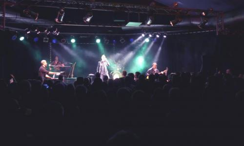 The Watch live in Ahlen, Germany