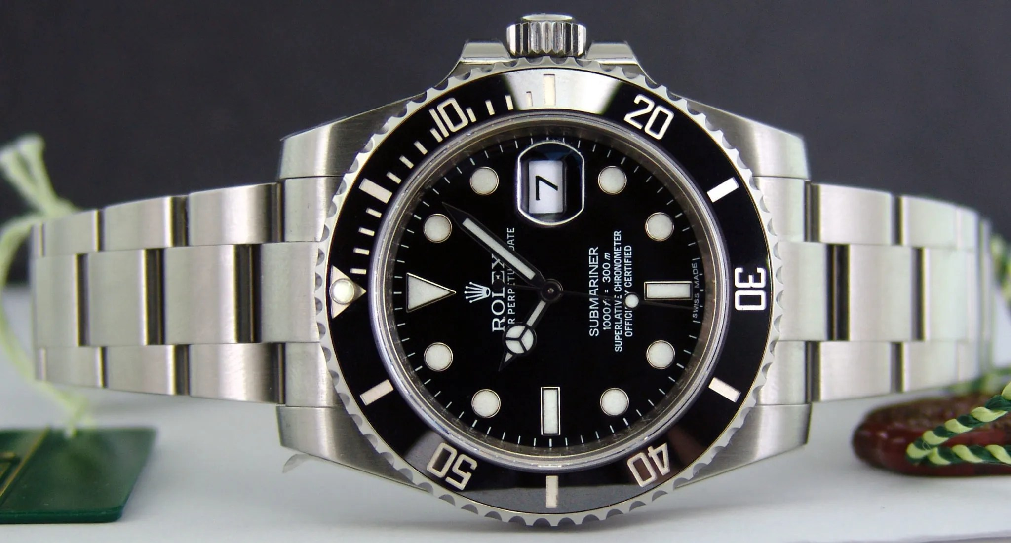 Rolex Submariner Date watch