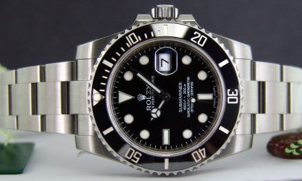 Rolex Submariner Date Review – Ref: 116610