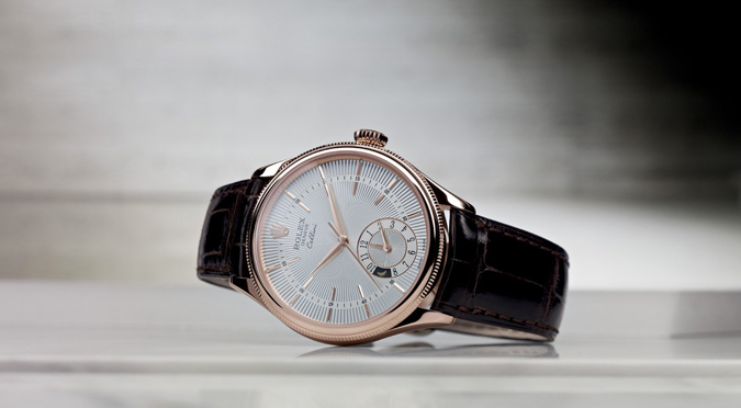 Rolex-Cellini Dual Time Review - Cellini Dual Time