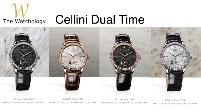 Rolex Cellini Dual Time Review - Cellini Dual Time