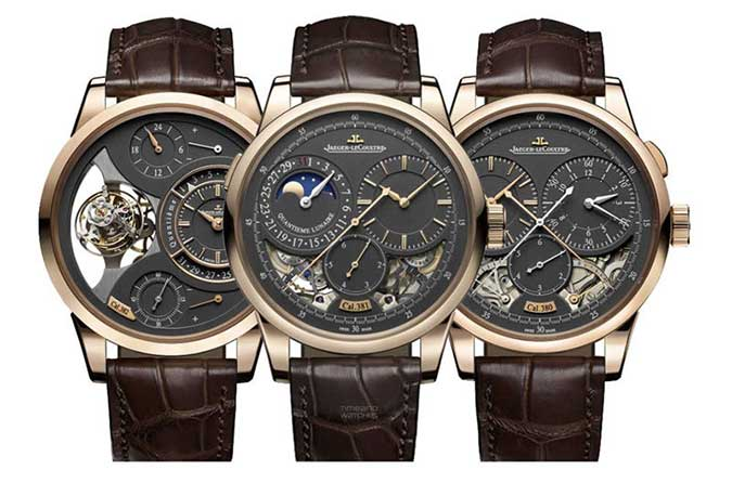 Jaeger LeCoultre new duometre SIHH 2017