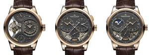 Jaeger-LeCoultre Duometre Magnetite Grey SIHH 2017