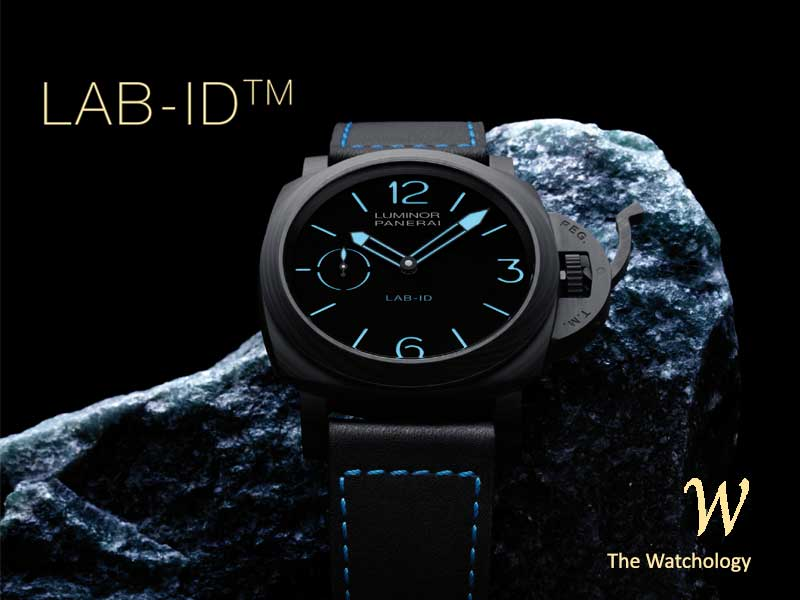 Panerai Lab-ID Luminor 1950 Carbotech (PAM700 ) – Watch with a 50-Year Guarantee