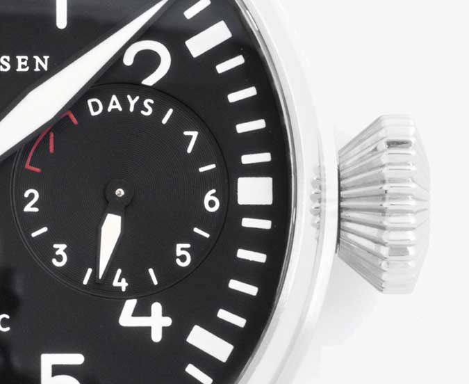 IWC Big Pilot IW5004-01 7 Day Power Reserve