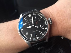 IWC Big Pilot IW5004-01 Stainless Steel