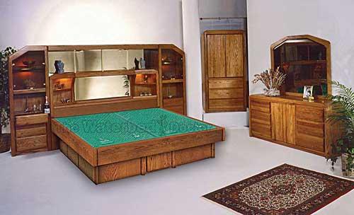 Custom bedroom furniture
