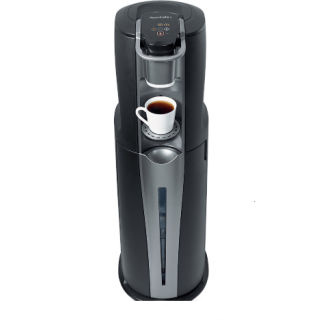 Water cooler, K-cup ability - The Water Fountain