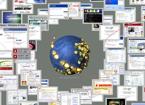 Swarm the dot com