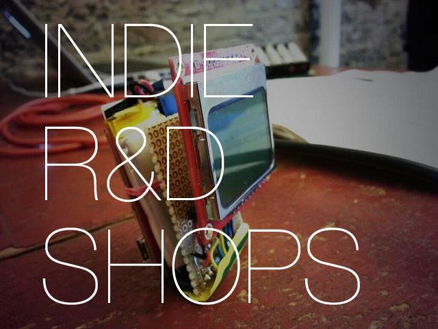 Indie R&D Shops