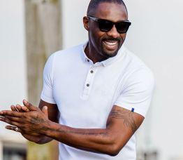 Idris Elba Superdry