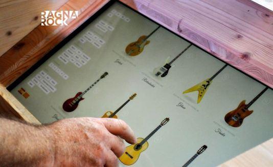 ragna rock guitar