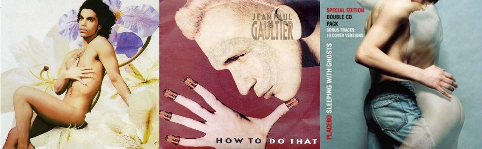 La prova che lo stilista Jean Paul Gaultier ha anche inciso un disco.