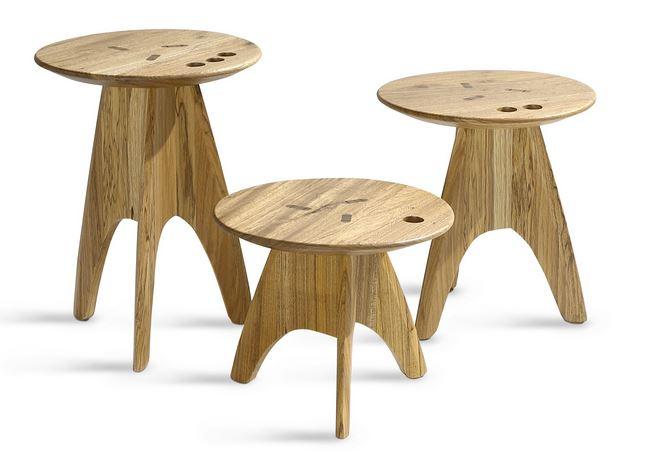 I tavolini di Freddy Van Kamp