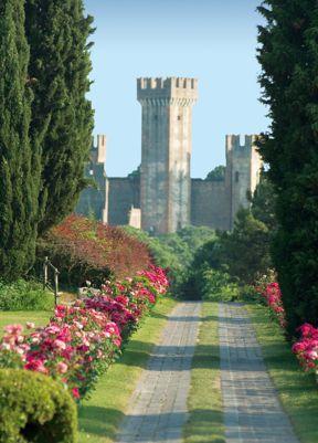 Il Parco Sigurtà è tra le mete floristiche più ambite d'Europa.