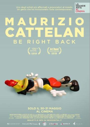 Be Right Back sarà nei cinema italiani solo il 30 e 31 maggio.