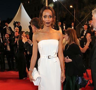 Sonia Rolland in abito Alexis Mabille Haute Couture .
