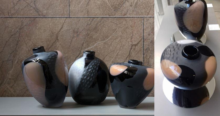 Il vaso per pensieri fuggitivi è realizzato con la cooperativa Lasismi.