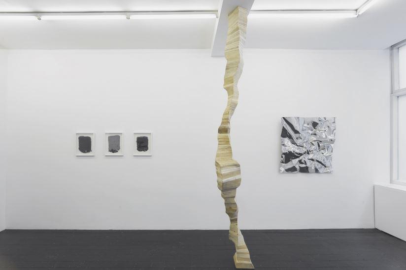 Il lavoro esposto a Londra di David Raffini e