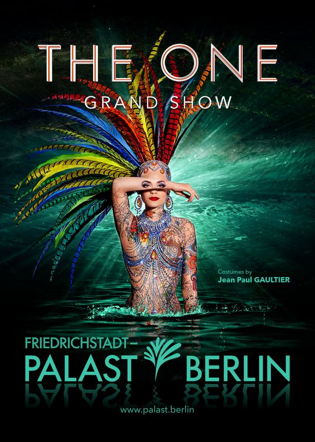 the one grand show berlin