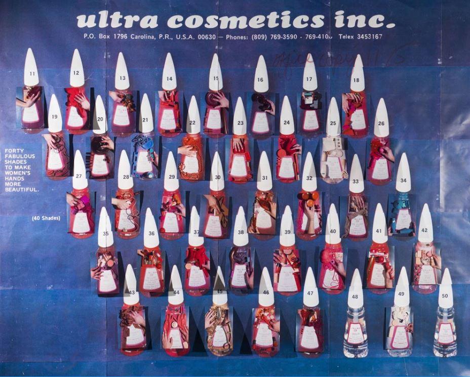 Sarah Cwynar - Ultra Cosmetics-Nail Polish