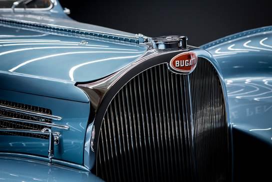 bugatti winner