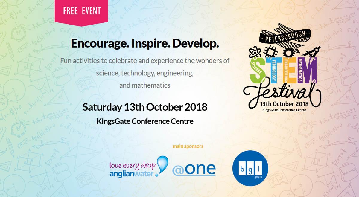 Peterborough STEM Festival 2018
