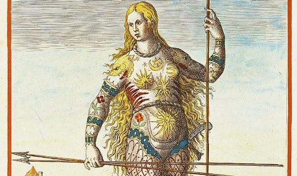 Pictland's Next Top Model: a ritual