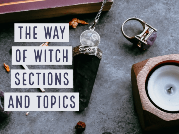 The Way of Witch Sections – for Contributors