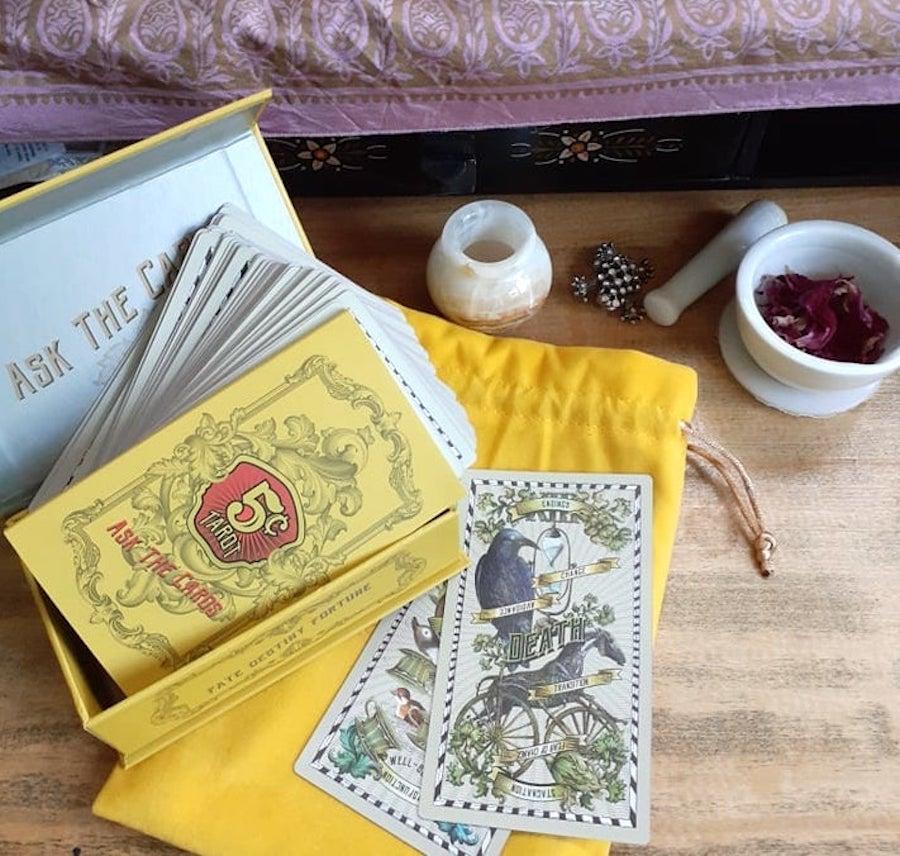 The 5¢ Tarot by Madam Clara: A Review