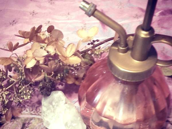 Making Sacred Water for Cleansing and Ritual