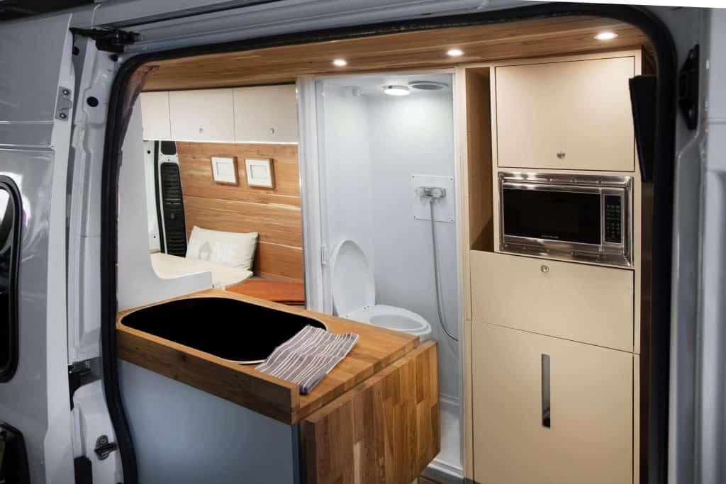 Ram Promaster Camper Vans Two Custom Builds For 60000