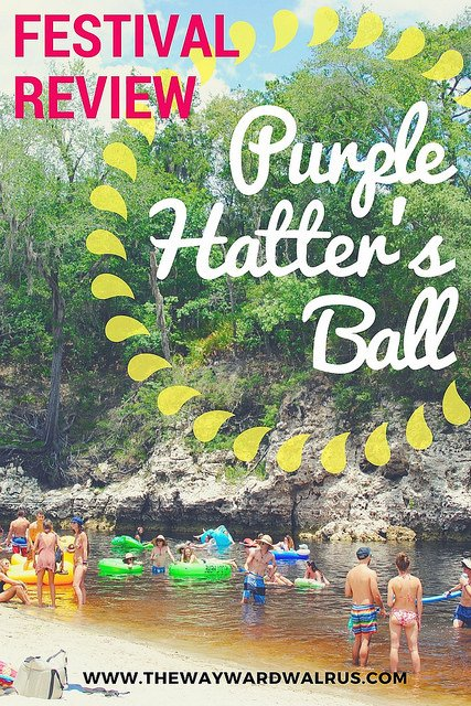 Purple Hatter's Ball