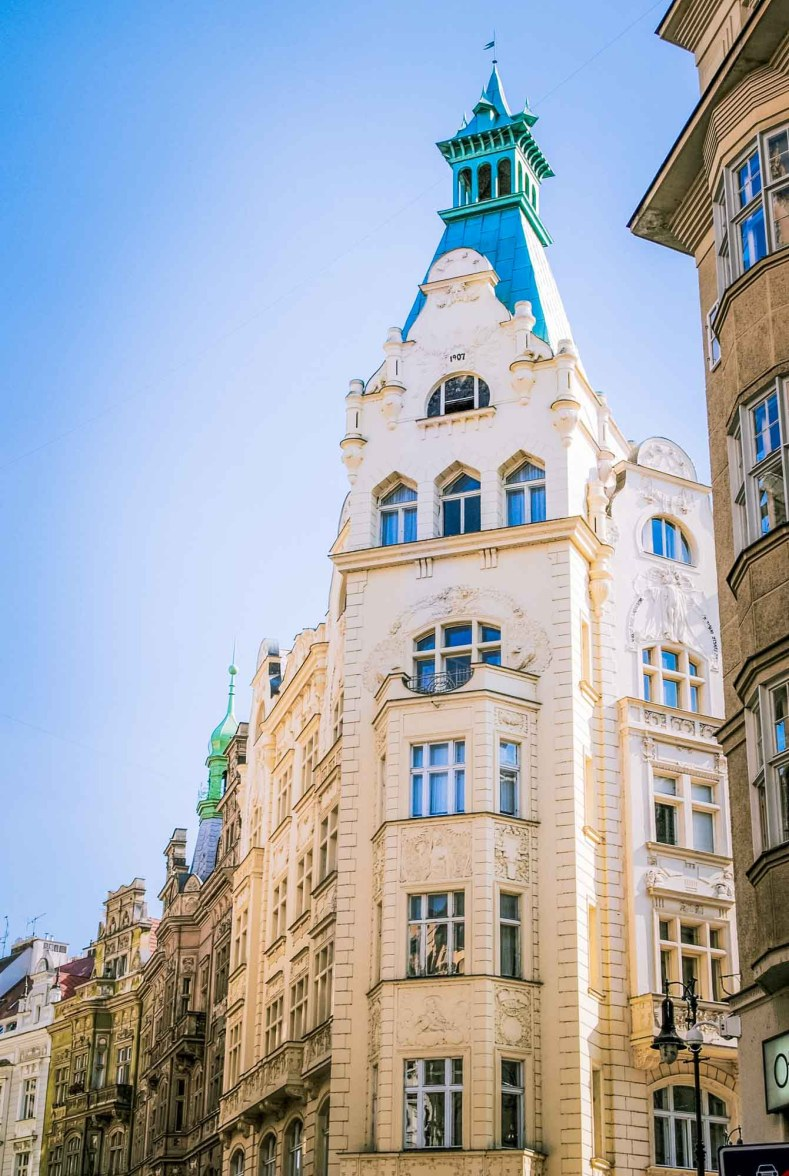 72 Hours in Prague Architecture -2