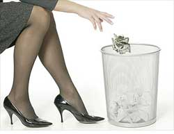 How to stop being a spendthrift