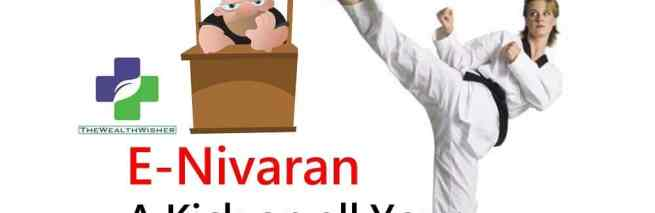 E-Nivaran – Online Grievance Redressal Mechanism for Income Taxpayers