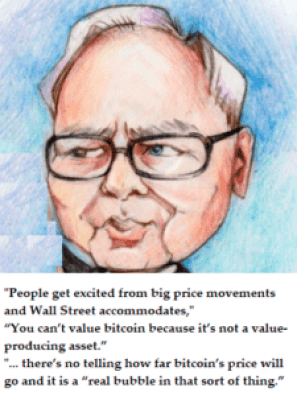 risk bitcoins cryptocurrency