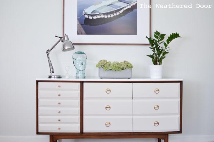 LA Period Mid Century Modern Dresser WD-10