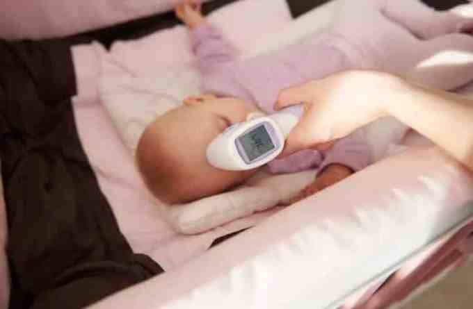 forehead thermometer baby