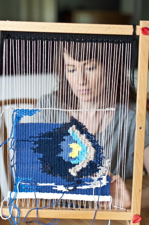 About | The Weaving Loom