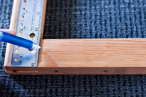 Frame Loom DIY, Spacing | The Weaving Loom