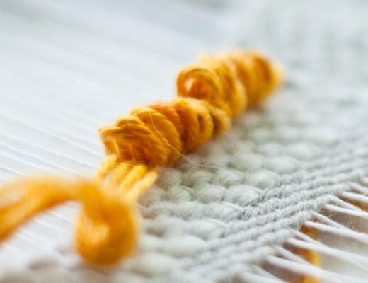 Pile Weave   The Weaving Loom