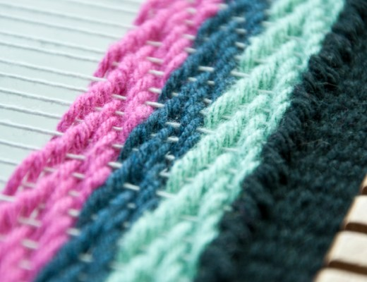 Chevron Weave | The Weaving Loom