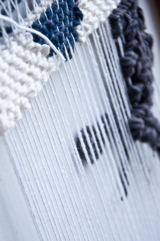 What should I use for my warp when weaving?   The Weaving Loom