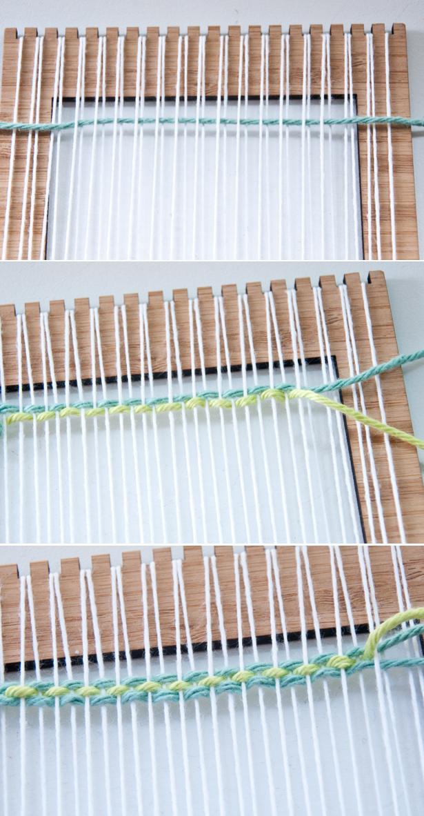 Simple Tapestry Weaving