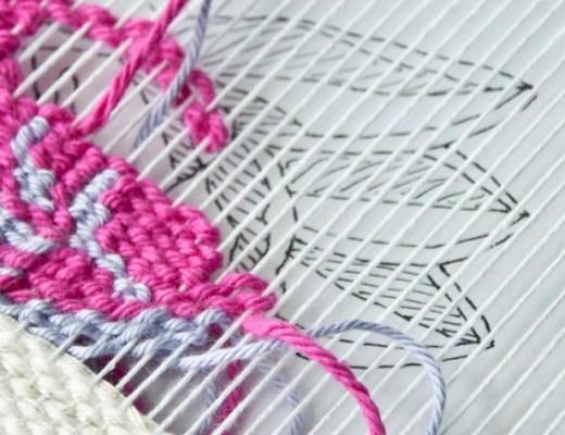 My favorite warp thread | The Weaving Loom